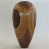 Hollow Form Vase by Carl Durance (GBWG)